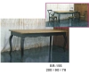 French style furniture Dining Table and Dining Chair