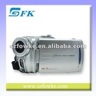 """High Quality Handycam Factory Wholesale Digital Video Camera,Cancorder Dual SD/SDHC Card with 3.0"""" TFT Touch Panel"""