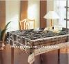 pvc non-woven table cloth