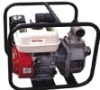 5.5HP gasoline water pump