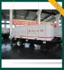 Trailer mounted concrete pump spare parts HBT90S