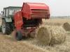 straw/hay baler