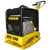 240kg Petrol Reversible Plate Compactor with Robin Engine