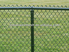 Hot sale Powder coated Chain Link Fence