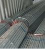 Hot round galvanized steel pipe