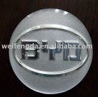BYD car dome epoxy resin logo