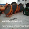 compound cow Manure organic fertilizer machinery