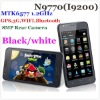 N9770(I9220) 5.08 inch MTK6577 Dual Core 1.2GHz Dual Sim Tabet Samart Phone GPS, Bluetooth,WIFI, Two Cameras