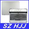 Multicolor Wireless Bluetooth Keyboard Aluminum Case for iPad 2