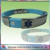 2012 lovely silicone magnetic bracelet fashion