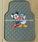 Cartoon universal car mats,car foot mats