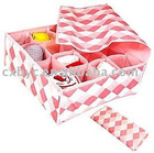 Household 16 lattice folding Storage Box