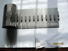 LD SSB512 steel hinge type flattop drag chain sold in meter