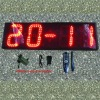 Supply All Kind of LED Clock Numbers with Your Logo