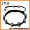Newest Fashion Bracelets Handmade Crystal Shamballa Jewelry Brazaletes
