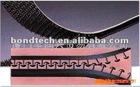 3M Dual Lock Reclosable Fastener SJ3750(Type 250) Black with white acrylic adhesive