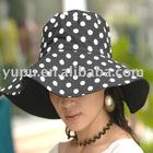 Summer Ladies Wide Brim Hat