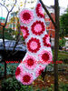 Hot Sale Cute 100% Hand Crocheted Christmas Stocking Made to Order Made in China (KCC-CMS001)