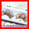Wholesale Grizzly Feather Eyelashes Extension