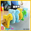 animal design baby safety product door stopper in stock