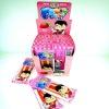 strawberry fruit belt soft jelly candy BS-7008