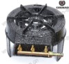 Big fire cast iron gas stove/gas cooker(CE approved)