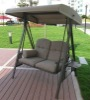 2012 new products double seat garden swing canopy