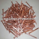 Copper Square Boat Nails