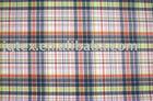 T/C Spandex Yarn dyed fabric