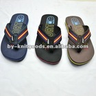 different color EVA slippers