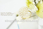 New Arrival Korea Sweet Pearl Ring White QZ12092436