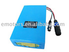 11.1v bare package li-ion battery
