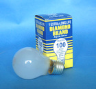 Clear&frosted E27/B22 light bulb