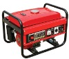 1000W air cooled engine power hand start portable gasoline generator