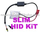 Ultra Slim Ballast HID KIT