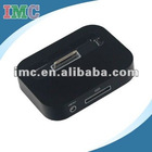 Black Charging Dock Cradle for Apple Mobile Phone 4 (IMC-CDIPH-0562)