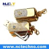 Jewelry Swivel USB Flash Drive