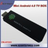 Google Android 4.0 built-in-wifi Android Smart TV box (EW-AP2501)