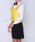 2012 Custom order Receptionist Suit- Hotel Uniforms