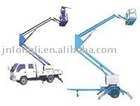SYZB Folding Arm Hydraulic Lift