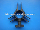 trilateral socket small plastic parts