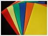 colorful PVC laminated or coated tarpaulin