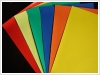 colorful PVC laminated or coated tarpaulin