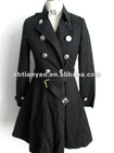 NEW fashion Ladies cotton X style wind coat