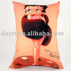whoesale betty boop cushion /cartoon pillow mix order& drop shipping C51016