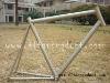Titanium Road Bicycle Frame Integrated Head Tube