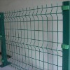 Welded Fence PVC coated