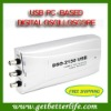 PC USB Digital Storage Oscilloscope DSO2150 150Ms/s