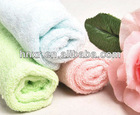 100%cotton high quality soft terry face towel