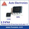 LT4761 Automotive Flasher IC U6043B